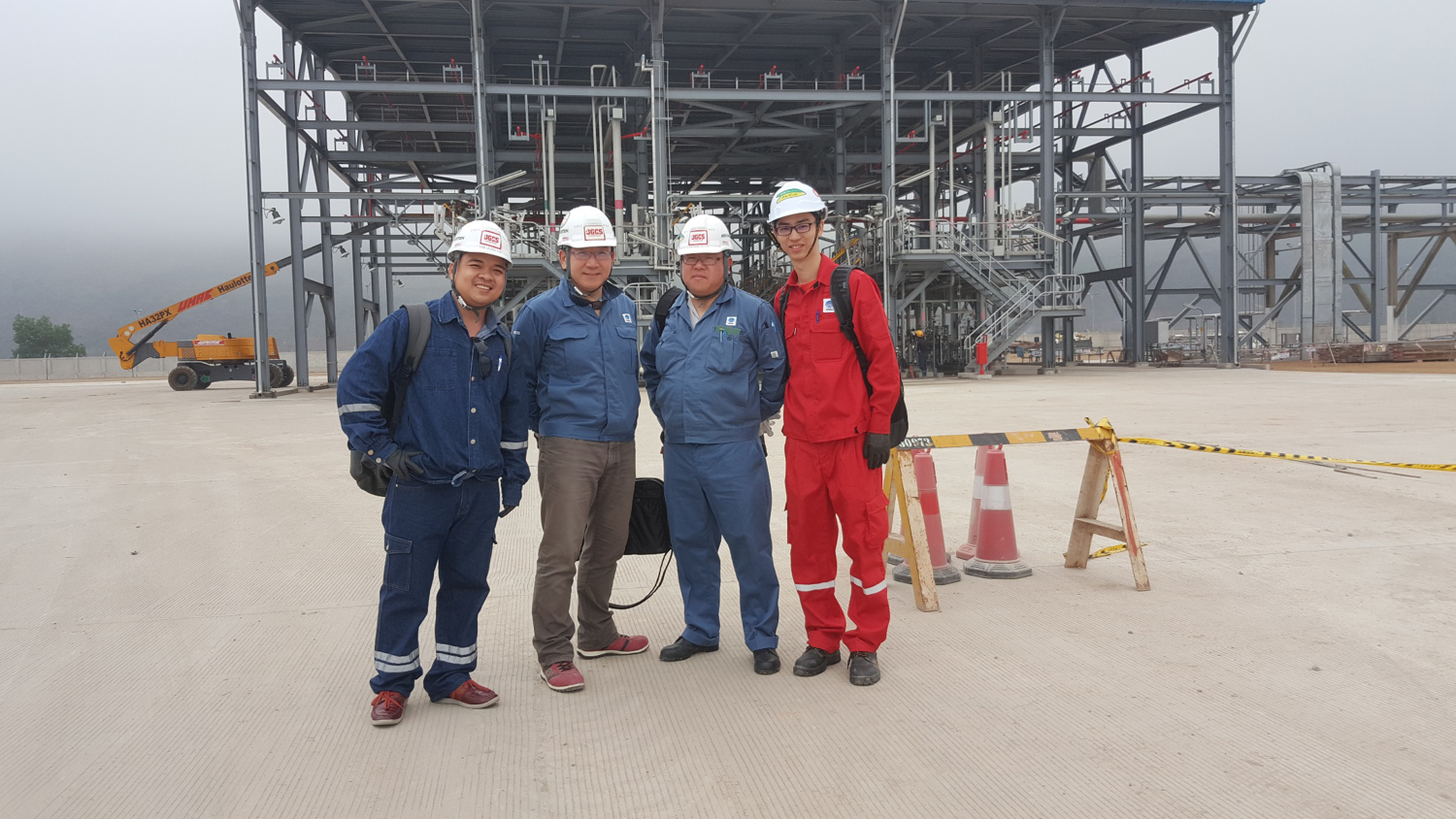 NGHI SON REFINERY